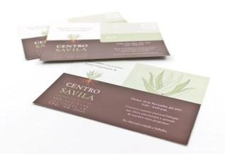 Centro-Savila-Opening-Postcard-Spanish