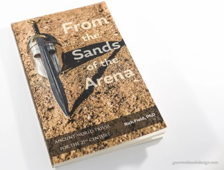 From the Sands of the Arena: Front cover