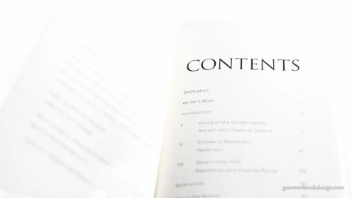 From the Sands of the Arena: Table of Contents