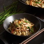 Stir Fried Noodles with Veggies