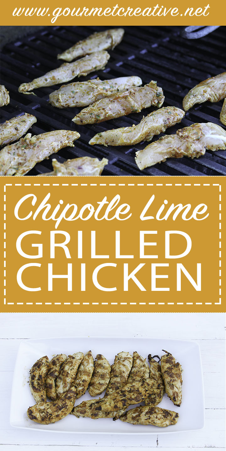 Chipotle Lime Grilled Chicken