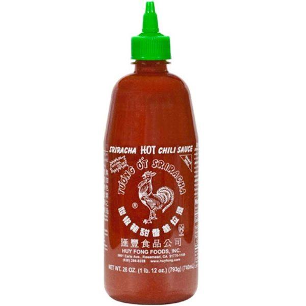 Sriracha Hot Chili Sauce by Huy Fong Foods buy Oriental