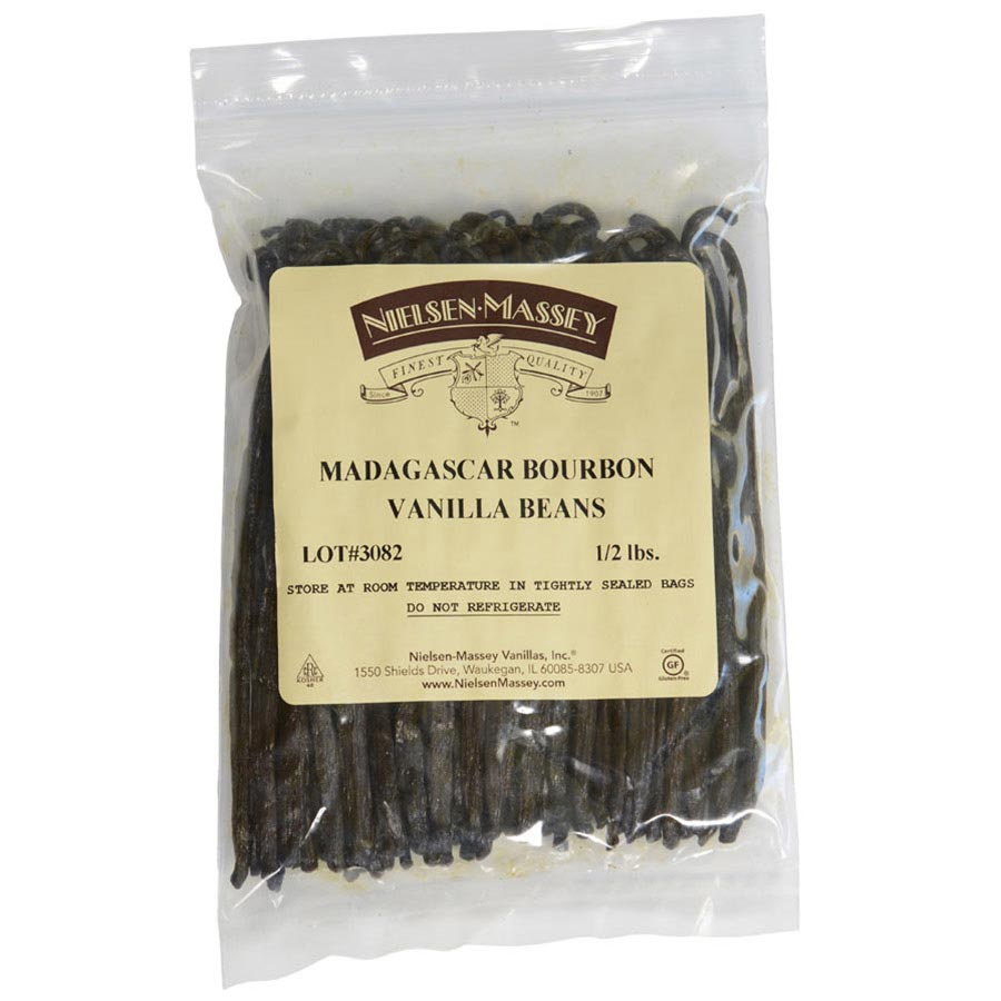 Madagascar Bourbon Vanilla Beans gourmetfoodworldcom
