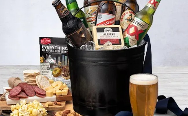 Beers For Dad By Gourmetgiftbaskets