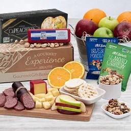 Christmas Fruit Baskets Gifts