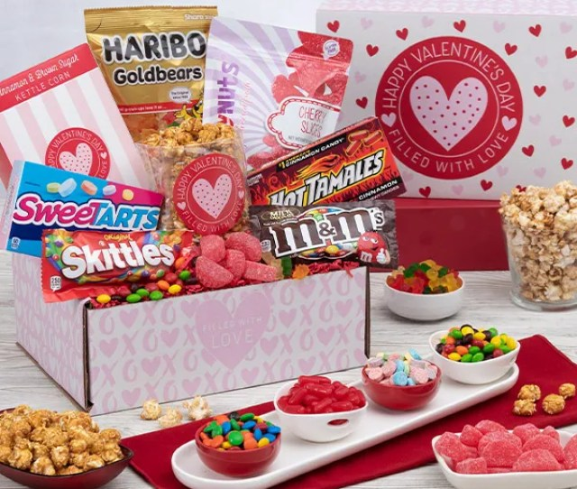Sending All My Love Valentines Day Care Package