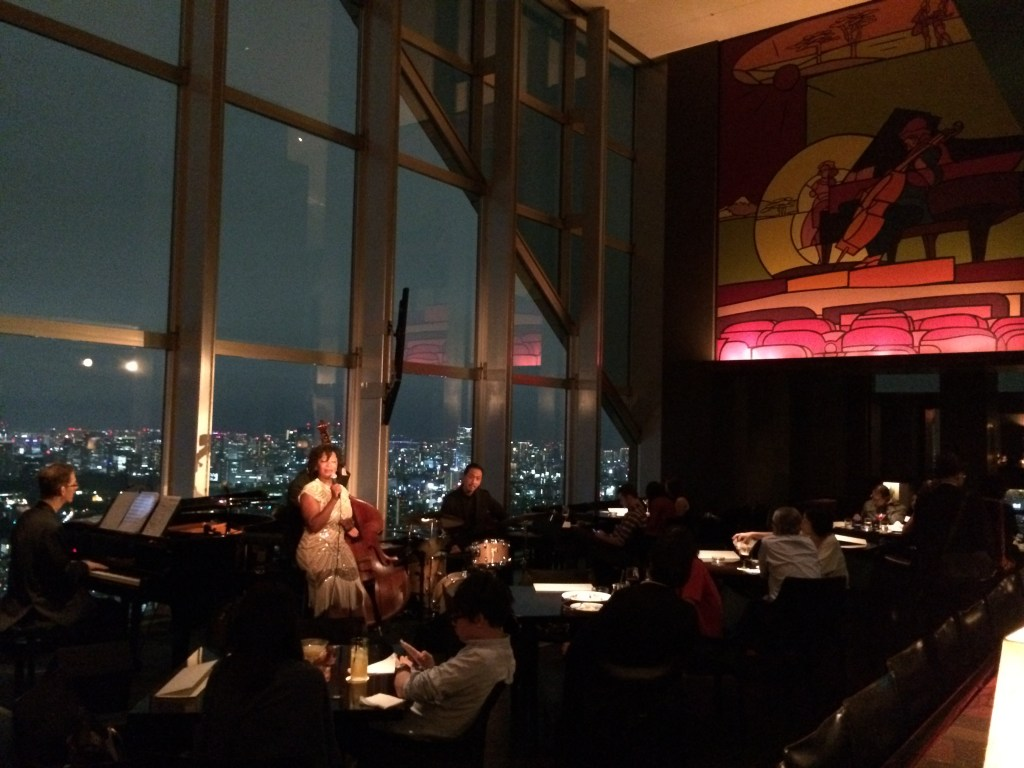 Live music at the New York Grill