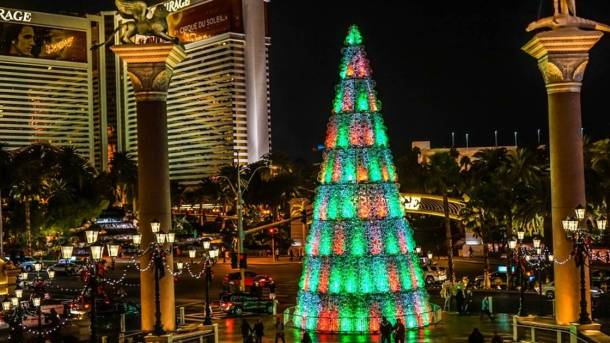 Las Vegas Christmas Weather.A Perfect 3 Day Weekend Itinerary In Las Vegas For Christmas