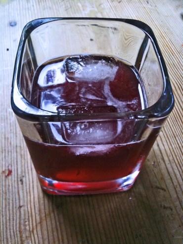 Gin Bramble |GourmetGuerilla-de