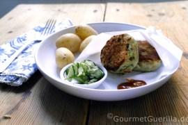 Fischfrikadellen  GourmetGuerilla.de