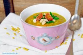 Indische Linsensuppe |GourmetGuerilla.de