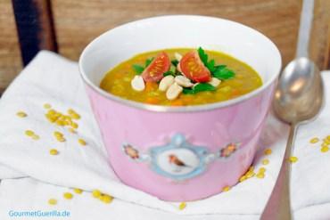 Indische Linsensuppe  GourmetGuerilla.de