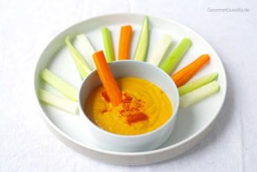 Cheese-no-Cheese Soße #vegan #rezept #gourmetguerilla.de