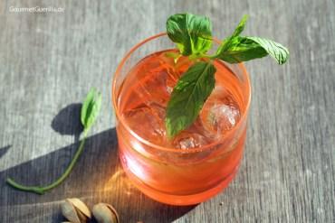 Apple-Mint-Julep #gourmetguerilla #drink #frühling #bourbon