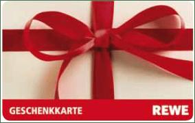 Geschenkkarte REWE