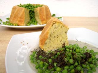 Minz-Souffle #gourmetguerilla #hippeknollen #reweregional #kartoffelrezepte