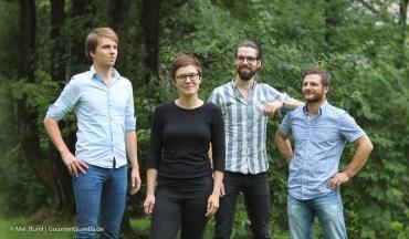 Die Gründer von NearBees |GourmetGuerilla.de