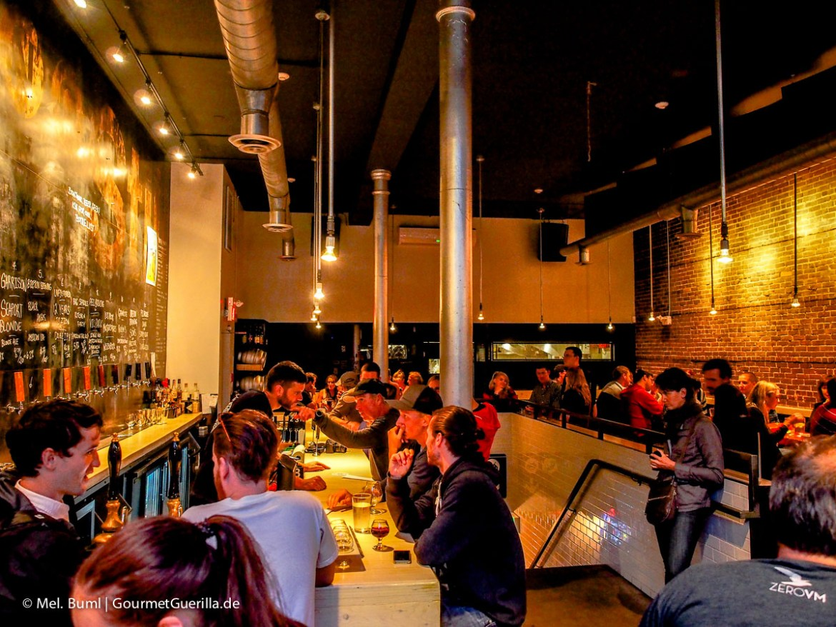 Ein Abend in Stillwell Craft Beer Bar in Halifax Kanada | GourmetGuerilla.de