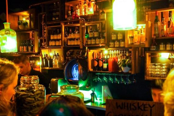 Bar Kleines Phi in Hamburg  GourmetGuerilla.de