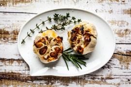 Gebackener karamellisierter Knoblauch |GourmetGuerilla.de