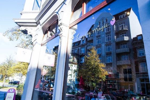 Hamburg Tipps Die Riceteria Showroom & Cafe  GourmetGuerilla