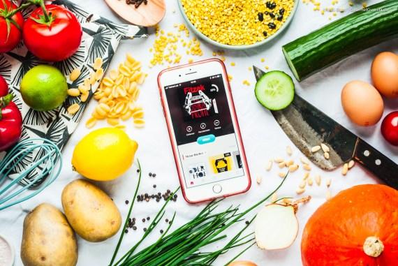 Hoerbuch-Flatrate beim Kochen mit BookBeat |GourmetGuerilla.de