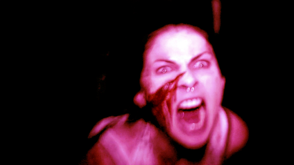 EXCLUSIVE: Watch new RED BAND trailer for horror gameshow 'Hellevator,' featuring Lamb of God's '512'