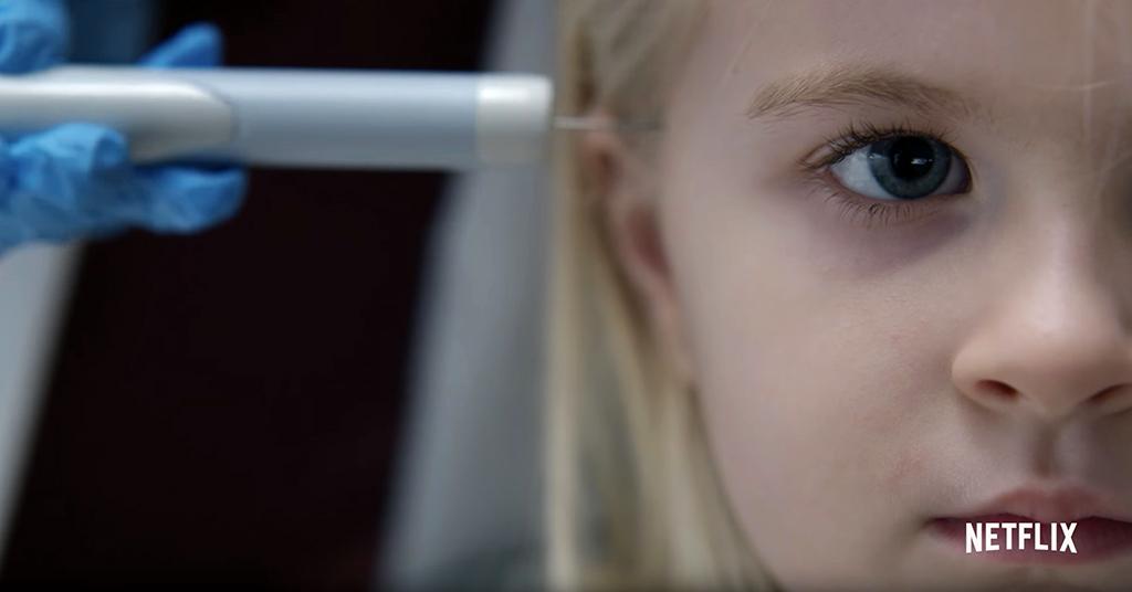 Netflix debuts chilling new trailer 'Arkangel' from season 4 of 'Black Mirror'