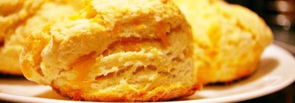 Fluffy Baking Powder Biscuits