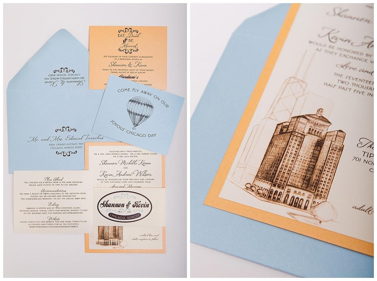gourmet invitations chicago wedding invitations_0000 - Wedding Invitations Chicago