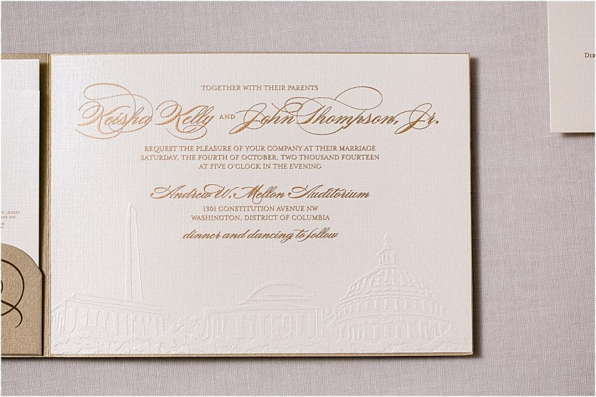 Washington Dc Skyline Invitations 0004