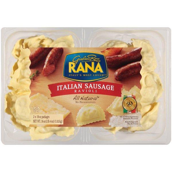 Rana Italian Sausage Ravioli