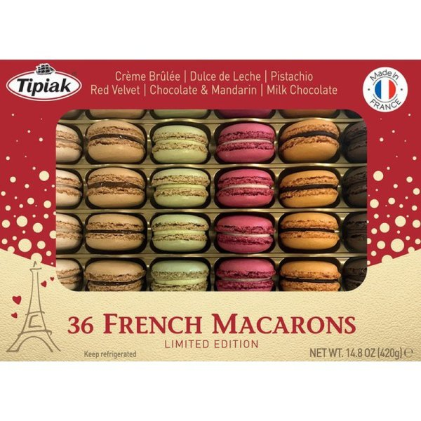 Tipiak French Macarons