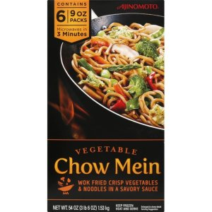 Ajinomoto Vegetable Chow Mein