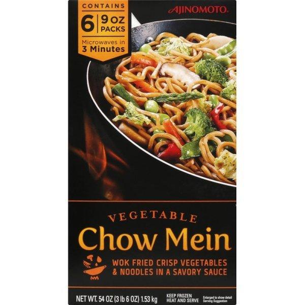 Ajinomoto Vegetable Chow Mein