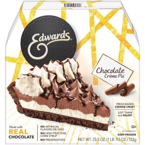 Chocolate Creme Pie - Full
