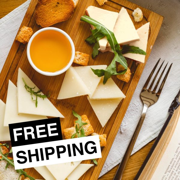 BelGioioso Table Cheese bundle Feature