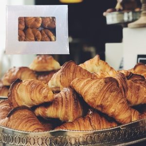 Croissants Plated