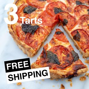 Cuca Cucina 3 Tarts Free Shipping