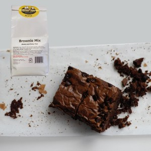Brownie Mix Feature