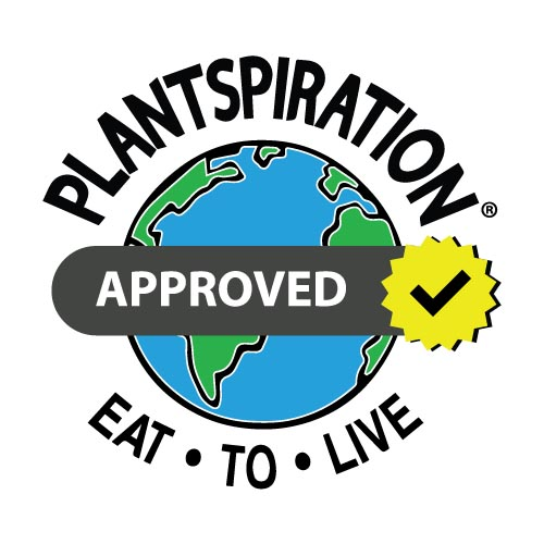 plantspiration approved logo yellow