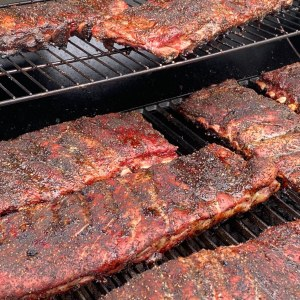 Gourmet Kitchn Smoked Baby Back Ribs Square