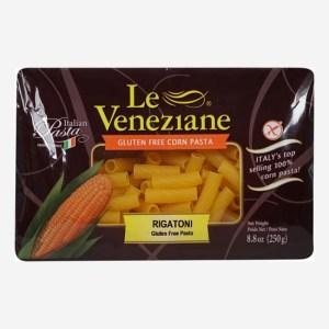 Le Veneziane Gluten Free Rigatoni Pasta Feature