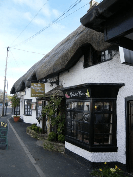 The Old Thatched Cottage  CLOSED FOR REFURBISHMENT