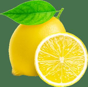 Citron détouré