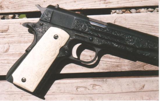 Colt Series 70  in  Cal. 45 ACP