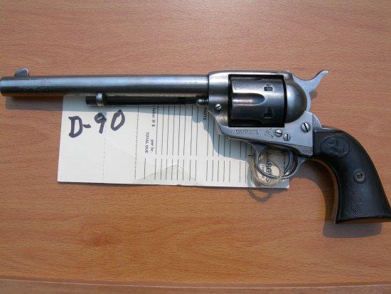Colt SAA (38/40)