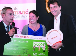 Nathalie Talet Gourmand 2015