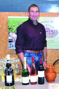Salon-Saveur-Gourmandises-Cerny- Essonne-Muscadet Martin