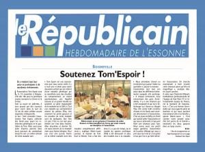 Républicain - Tom Espoir